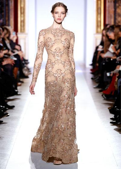 Zuhair murad lace dresses