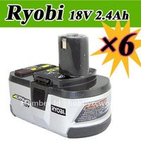 Wholesale 6 pack RYOBI V AH COMPACT BATTERY ONE FOR POWER TOOL