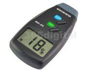 Wholesale Digital Wood Moisture Damp Detector Meter Tester Pin and Freeshipping