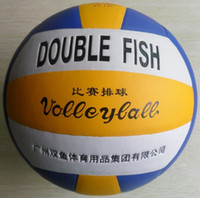 Wholesale official size PU laminated volleyball g pc Match quality ball
