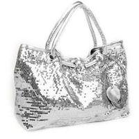 Wholesale High Quality Totes printed Handbag New fashion elegant sequins handbag shoulder bag colors womens
