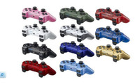 Wholesale Wireless Bluetooth Game Controller For P S PS III Control color
