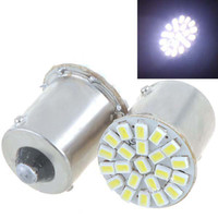 Wholesale 2pcs Pair of SMD W LED K Lamp Bulb Light for Car Vehicle Automobile