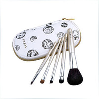 Wholesale PUPA High Quality Natural Goat Wool Professional Makeup Brush Set Makeup Brushes amp tools