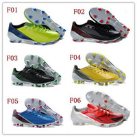 Wholesale 6 Colours Classic Style Messi Soccer Shoes Mens TPU Football Shoes Outdoor Cleats Shoes