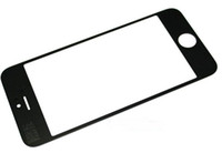 For Apple iPhone   New Outer Replacement Screen Glass Lens for Apple iphone5 iphone 5 5G Black and White 200pcs