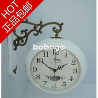 Mechanical Other s 201 Dial Japan beautiful sound mute scanning movement watches Korea high-grade double-sided wall clock w