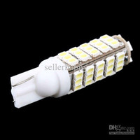 Wholesale 68LED SMD LED Car T10 W5W Side Wedge Light Lamp Bulb H002 free DHL