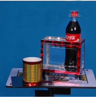 Wholesale 2013 new Coke bottle to physically separated magic trick prop
