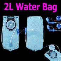 Wholesale Hot Sale L Blue Bicycle Mouth Water Bladder Bag Hydration Camping Hiking Climbing Wh