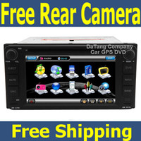 Wholesale Car DVD Player for Toyota Hilux Head Unit Sat Nav with GPS Navigation Radio TV Stereo