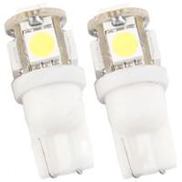 Wholesale 2pcs T10 SMD LED V Lumens W Bulb Light Lamp for Car Vehicle Automobile