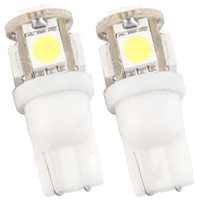 led bulbs for car - T10 SMD LED V Lumens W Bulb Light Lamp for Car Vehicle Automobile