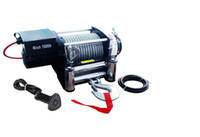 Wholesale 12V LB Electric Winch Automobile Winch Truck winch Jeep winch
