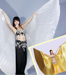 Wholesale Hot Selling High Quality Gorgeous Sexy Belly Dance Costume ISIS WINGS Costume