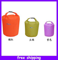 Wholesale Outdoor Waterproof Dry Bag Rafting Camping Bag Camp Outdoor Sport Bag