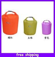 Wholesale Outdoor Waterproof Dry Bag Rafting Camping Bag Camp Outdoor Sport Bag