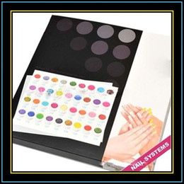 Wholesale 36 Colors Pure Color UV Gel Nail Gel For Nail Art Tips Extension With Retail Box