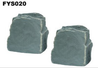 Wholesale 2 Ghz in Wireless Resin Rock Speakers for Outdoor