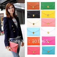 Wholesale Womens Envelope Clutch Chain Purse Lady Handbag Tote Shoulder Hand Bag S085