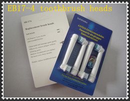 Wholesale Neutral package SB A Electric toothbrush heads Brush Heads for toothbrush pack