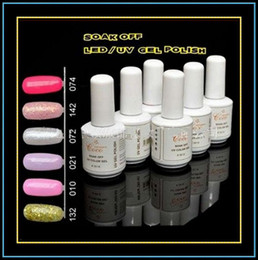 Wholesale COCO Soak Off UV Gel Colors QQ UV Nail Polish For Nail Art Tips Extension Net ml