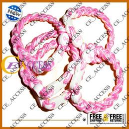 Ruban rose sein en Ligne-Bracelet de cancer du sein Breast Cancer