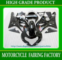 Hot sale black Fairing For SUZUKI 2000-2002 GSX-R1000 GSX R1000 00 02 GSXR 1000 K2 Fairings RX4A a1