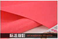 Wholesale 85cmX350cm color Imitation felt cloth Photography Professional Backdrop Background Cloth