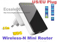 Wholesale Lowest Price Portable Mbps Wireless N Mini Router Internet Connection with WiFi Repeater