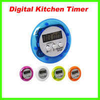 Wholesale Hot sale Mini Digital LCD Kitchen Count Down Clip Timer Alarm novelty digital kitchen timer