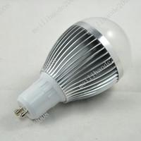 Wholesale 30pcs O97 Hot LED light bulb W W GU10 LED Bulb lamp LM High Globe LED Power Bulb Dr