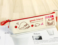 Wholesale New fashion simple pattern style fabrice Pencil Bag Pen amp Cosmetic pouch per