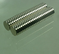 Wholesale mmx2mm N52 Neodymium Permanent Strong Magnets rare earth Craft Disc quot Dia quot