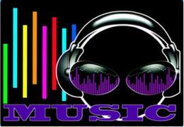 EL Adesivos de carro de Música Rhythm Lamp Som-ativou bar Equalizer legal piscando adesivos de carro Comece a música