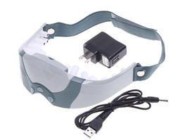 Wholesale Health New Eye Care Electric Alleviate Massager Relax Alleviate Fatigue Eye Massager