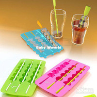Wholesale Hot Sale Silicone Ice Mould Sugarcoated Ice Case sugar coated haws on a stick mould