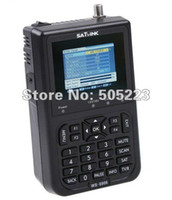 Wholesale Satlink WS DVB S FTA C amp KU Band Digital Satellite Finder Meter