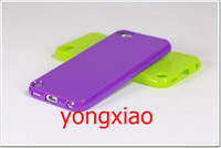 Wholesale TPU Case Cover For ipod Touch Candy Soft Back Skin Mix order