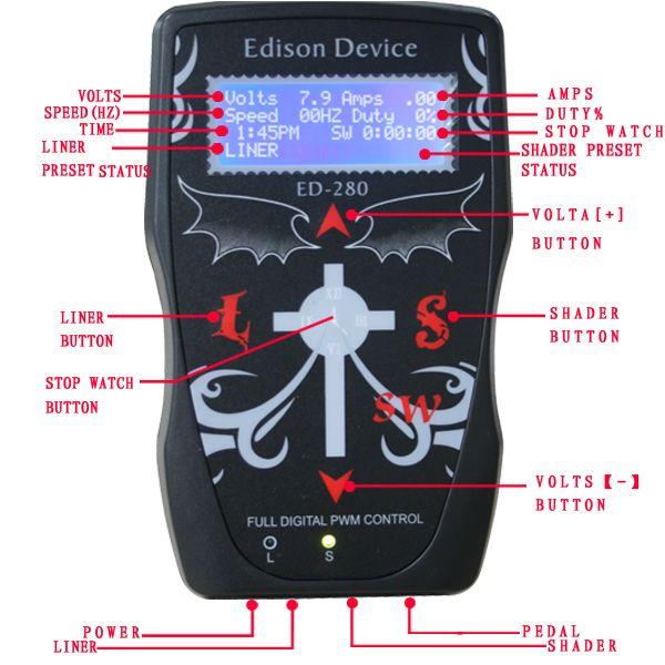 Power supply best power supply for Best tattoo power supply