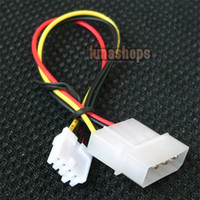 ide ata power supply - 4Pin IDE ATA Power Supply Molex to Floppy Adapter Cable