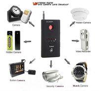 Wholesale CC308 Multi Detector Full Range All Round Detector For Hidden Spy Camera IP Lens GMS BUG RF Signal