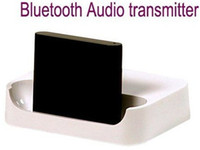 apple speaker dock - Bluetooth A2DP Music Receiver Apple pin Connector for iPod iPhone Speaker Dock D2119B