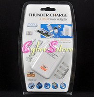 Wholesale 50pcs port USB travel Wall adapter power Charger adapter US UK EU AU plug For iphone G S
