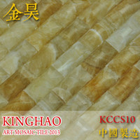 Wholesale KINGHAO Stone Mosaic Tile High Quality Marble Tile Floor Wall Tile K00134