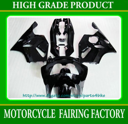 Popular in the world black Fairings for 1994 1995 1997 Kawasaki Ninja ZX6R zx-6r ZX 6R 94-97 RX5c