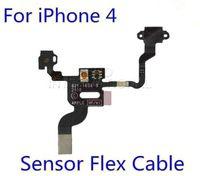 Wholesale Proximity Light Sensor Power Button Flex Cable Ribbon for iphone G S GS Cheap