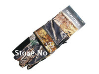 Wholesale 20PCS RealTree AP Camo Lightweight Hunting Gloves Embossed Non Slip Palm Sz L XL
