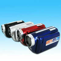 Wholesale DV139 MP inch TFT LCD Digital Video Camera X Zoom MP With LED Flash Light elctronics
