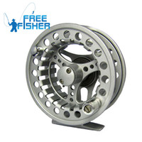 Wholesale HOT Full metal fly fishing reel former ice fishing wheel na wheel rod wheel